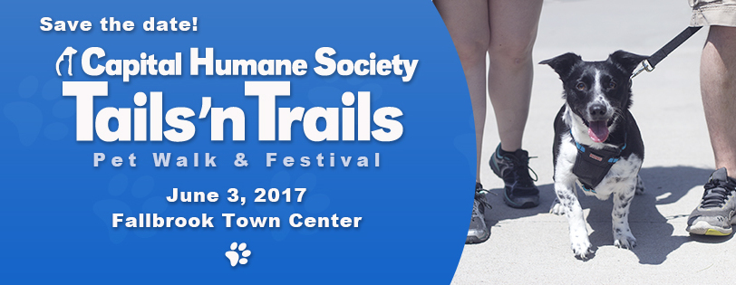 2017 Tails 'N Trails Pet Walk & Festival